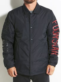 Fourstar Sherpa Coach Jacket