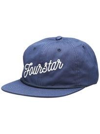 Fourstar Script Cap Hat