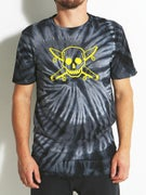 Fourstar Street Pirate Tie Dye T-Shirt