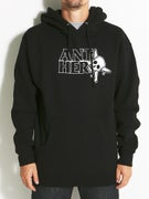 Fourstar Anti Hero Thumbs Up Hoodie
