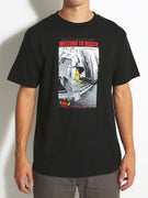 Fourstar x Gnarhunters Welcome T-Shirt