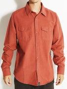Fourstar Woodman L/S Woven Shirt
