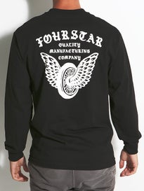 Fourstar Winged Wheel L/S T-Shirt