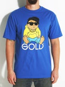 Gold Wheels Lil' Dune T-Shirt