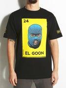 Gold Wheels El Goon T-Shirt