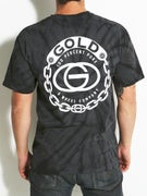Gold Wheels Chain Gang T-Shirt