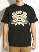 Gold Wheels Leaf T-Shirt