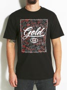 Gold Wheels Night Rollers T-Shirt