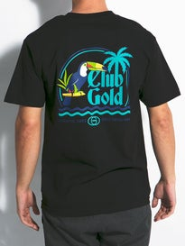 Gold Wheels Paradise T-Shirt