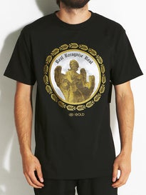 Gold Wheels Real Talk T-Shirt