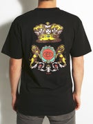 Gold Wheels Royalty T-Shirt
