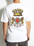 Gold Wheels Royalty T-Shirt