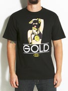 Gold Wheels Shinin' T-Shirt