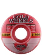 Gold Wheels Hamilton Strawberry Sweets Wheels