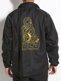 Gold Strikers Coaches Jacket