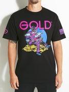 Gold Wheels Super Villain T-Shirt