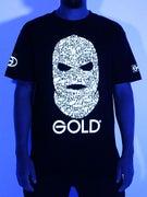 Gold Wheels Team Goon Glow In The Dark T-Shirt