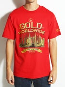Gold Wheels United T-Shirt