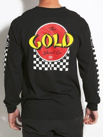 Gold Wheels Venice L/S T-Shirt