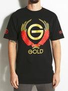 Gold Wheels Wheat T-Shirt