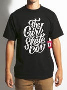 Girl #madethis T-Shirt