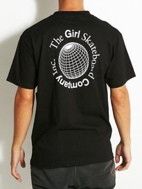 Girl Hardcorporate T-Shirt