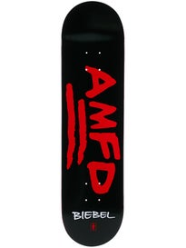 Girl Biebel AMFD Deck  8.0 x 31.875