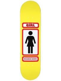 Girl Biebel 93 Til Infinity Deck  8.0 x 31.875