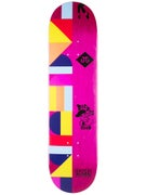 Girl Biebel Gardner Deck  8 x 31.875