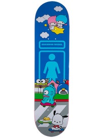 Girl Biebel Sanrio World Deck  8.0 x 31.875