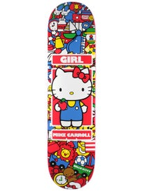 Girl Carroll Hello Kitty Deck  8 x 31.625