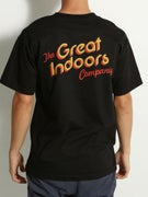 The Great Indoors Co Cheese T-Shirt