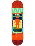 Girl Kennedy Ripped OG Deck  8x31.5