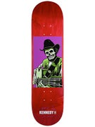 Girl Kennedy Skull Of Fame Deck  8.0 x 31.5