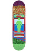 Girl Carroll Ripped OG Deck  8.125x31.625