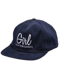 Girl Century Micro Cord Adjustable Hat
