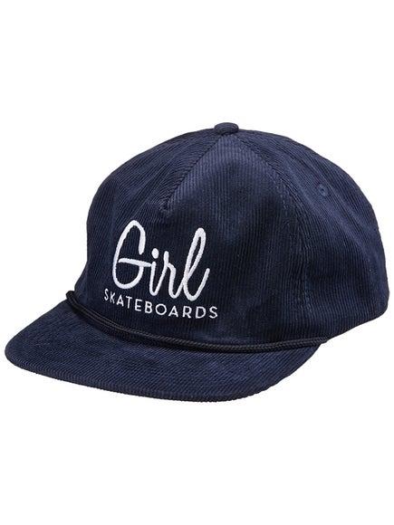Girl Century Micro Cord Adjustable Hat