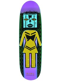 Girl Kennedy Tiki OG Phawt Deck  9.25 x 32.5