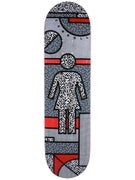 Girl Carroll Framework OG Deck  8.125 x 31.625