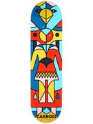 Girl Carroll Totem OG Deck  8.125 x 31.625