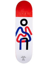 Girl Carroll Twisted OG Deck  8.375 x 31.75
