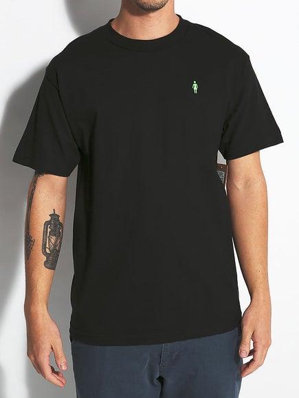 Girl Micro Og Embroidered T Shirt