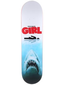 Girl Malto Shark Attack Deck  8.0 x 31.87