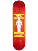 Girl Kennedy OG Red Deck  8.25 x 32