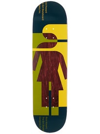 Girl Howard Hardcourt Deck  8.5 x 31.875