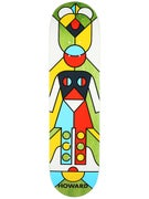 Girl Howard Totem OG Deck  8.25 x 31.625