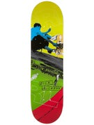 Girl McCrank 20/20 Deck  8.375 x 31.75