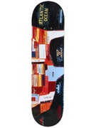 Girl McCrank Balincourt Deck  8.25 x 31.625
