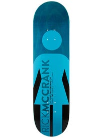 Girl McCrank Giant OG Deck  8.375 x 31.75