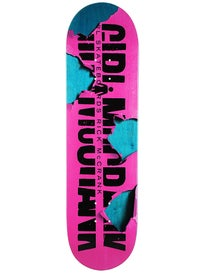 Girl McCrank Tear It Up Deck  8.375 x 31.75